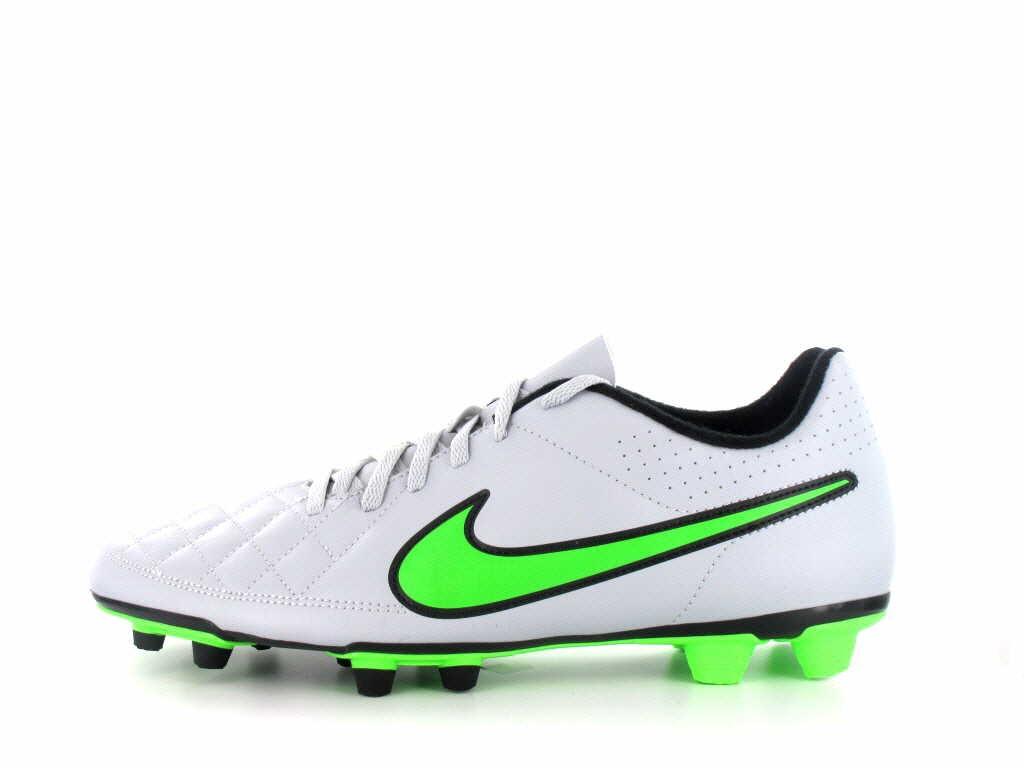 Nike Herren Fußballschuhe Sportschuhe in Übergröße grau